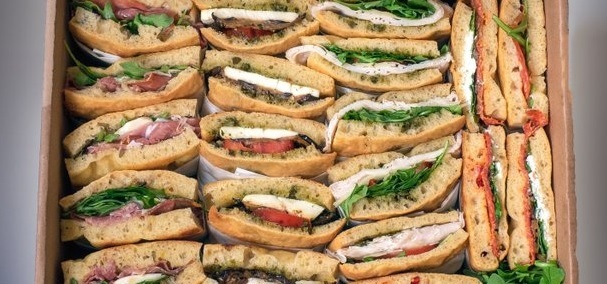 Small Assorted Italian Sandwiches