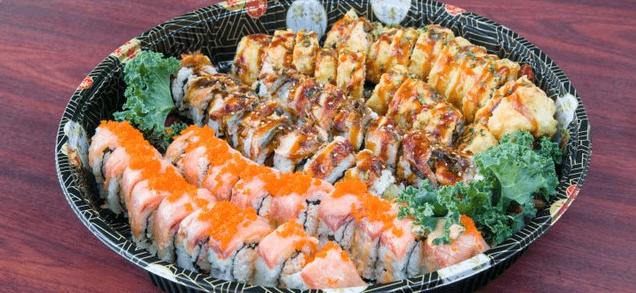 Special Roll Platter