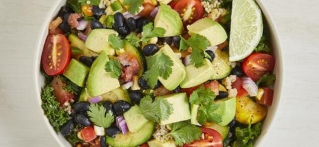 Spicy Avocado & Lime Bowl