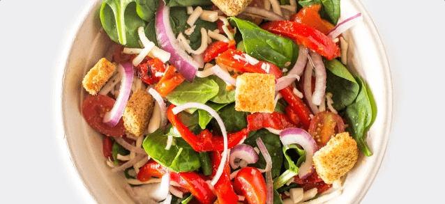 Spinach Firenza Salad