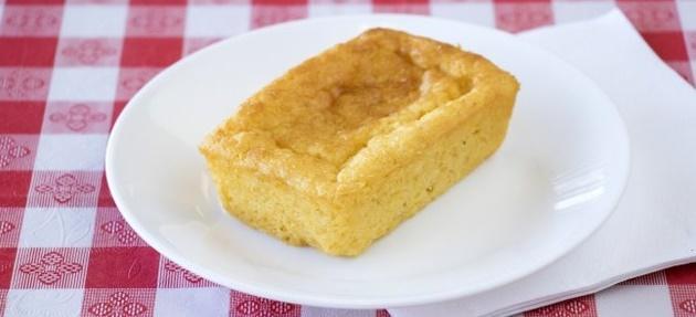 Sweet Cornbread Mini Loaves