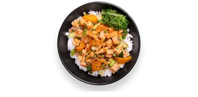 Sweet Ginger Chicken Bowl