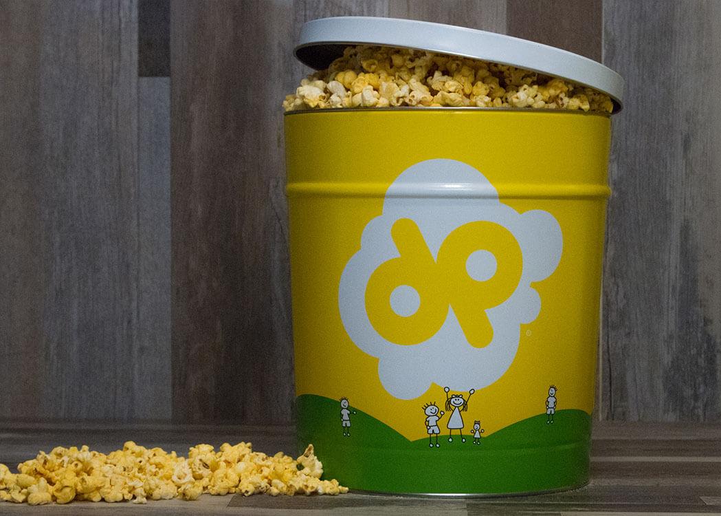 Doc Popcorn Big Tins