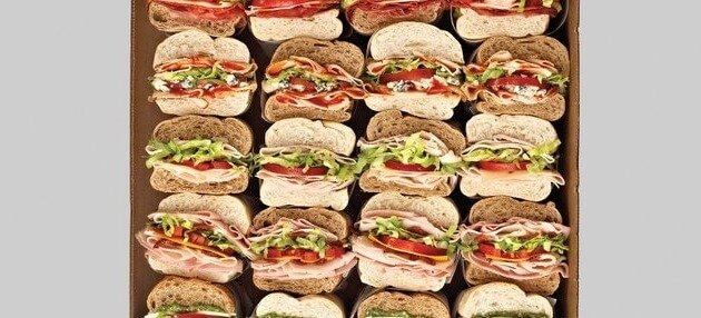 Traditional Wich Tray