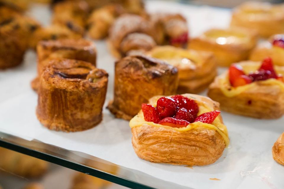Amandine Patisserie Cafe Los Angeles catering