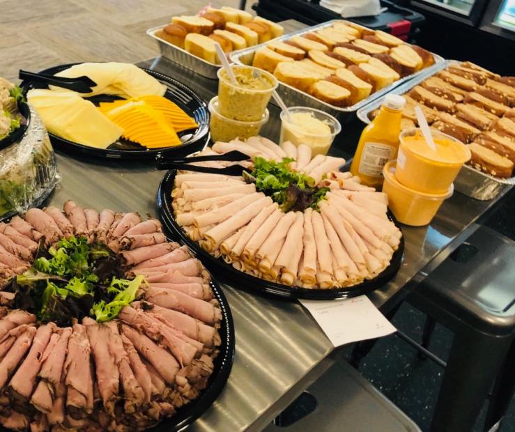 Americano Deli & Grill San Mateo catering