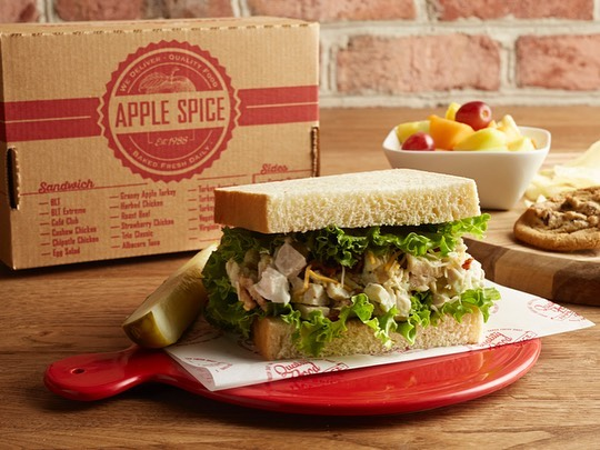Apple Spice Box Lunch Delivery & Catering South Hackensack catering