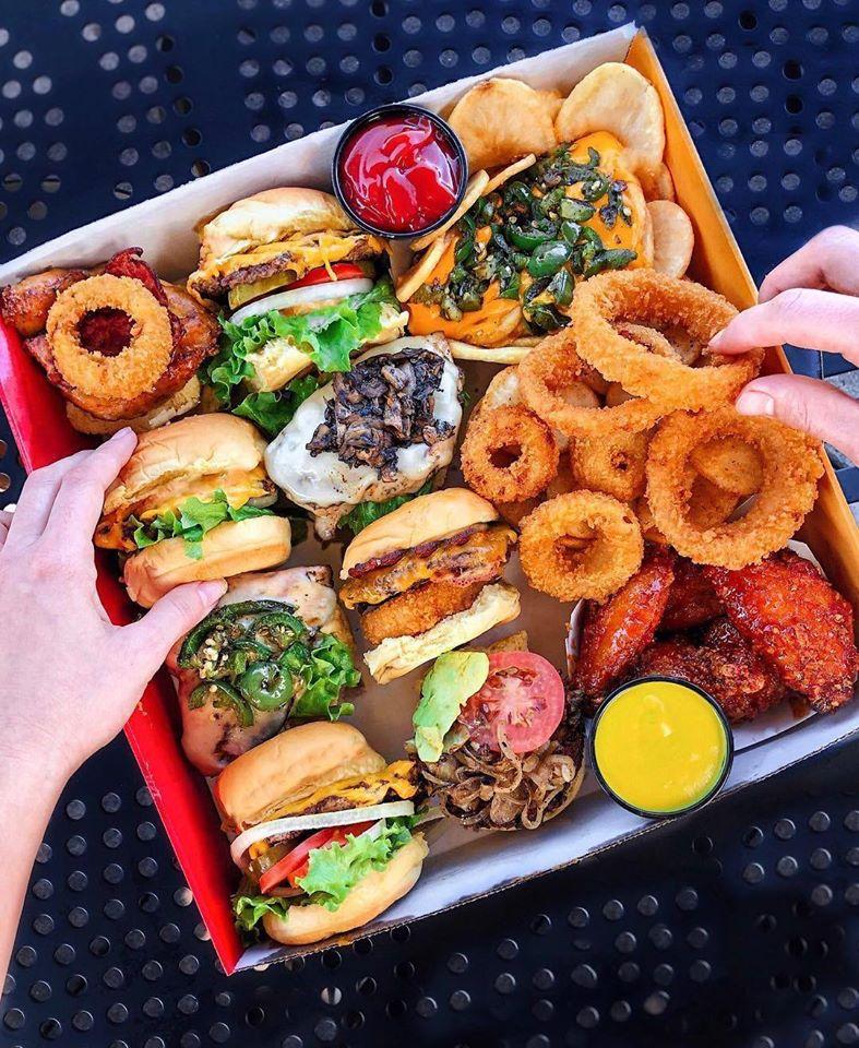 BurgerIM Mansfield catering