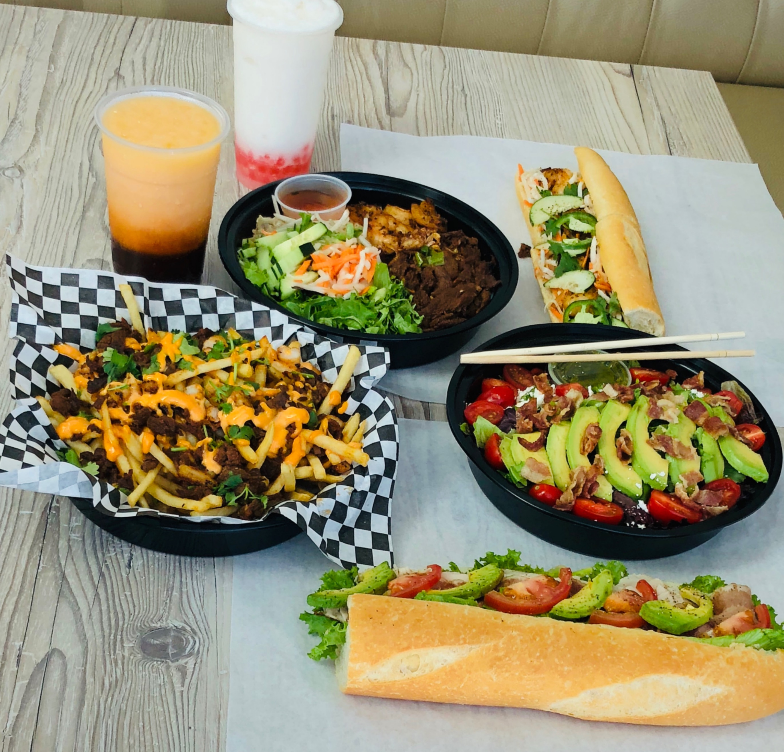 Cali Banh Mi San Diego catering