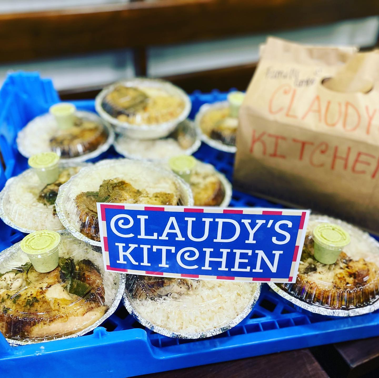 Claudy's Kitchen The Bronx catering