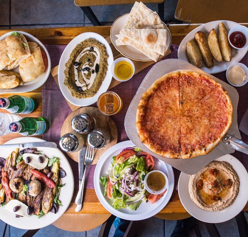 Crust Mediterranean Bryn Mawr catering