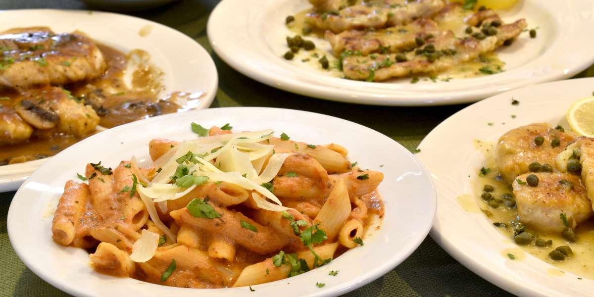 Cusina Italiana Arlington Heights catering