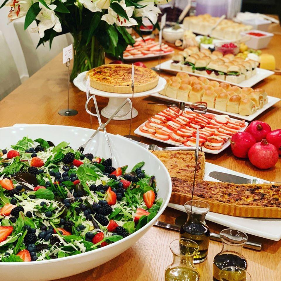 Deja Vu Palo Alto catering