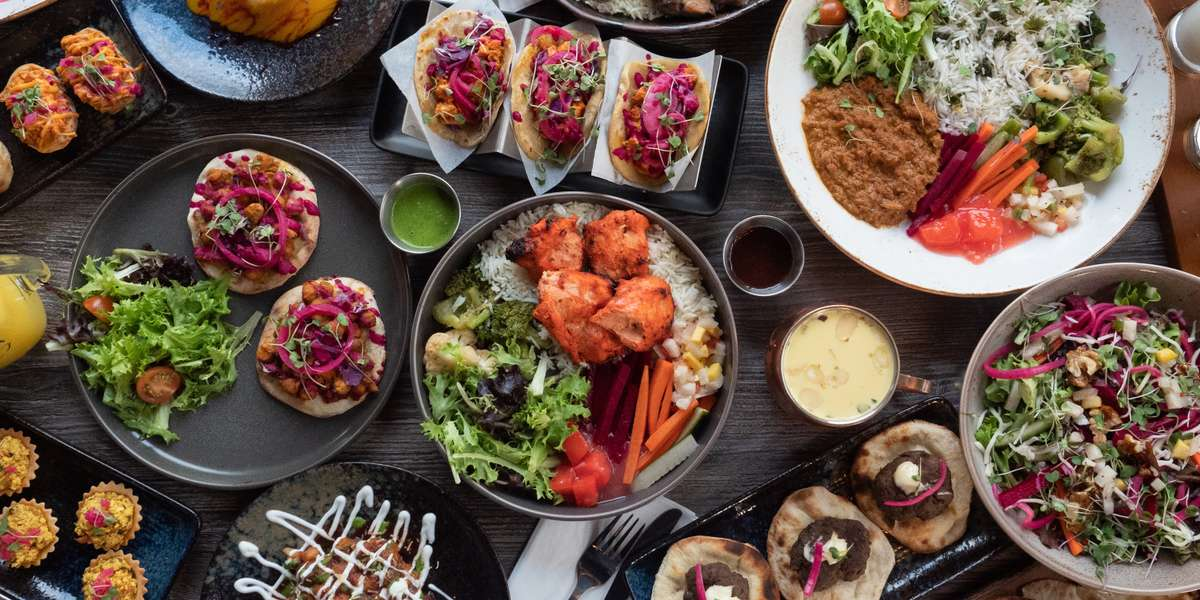 Desi Contemporary | Indian | Casual Campbell catering