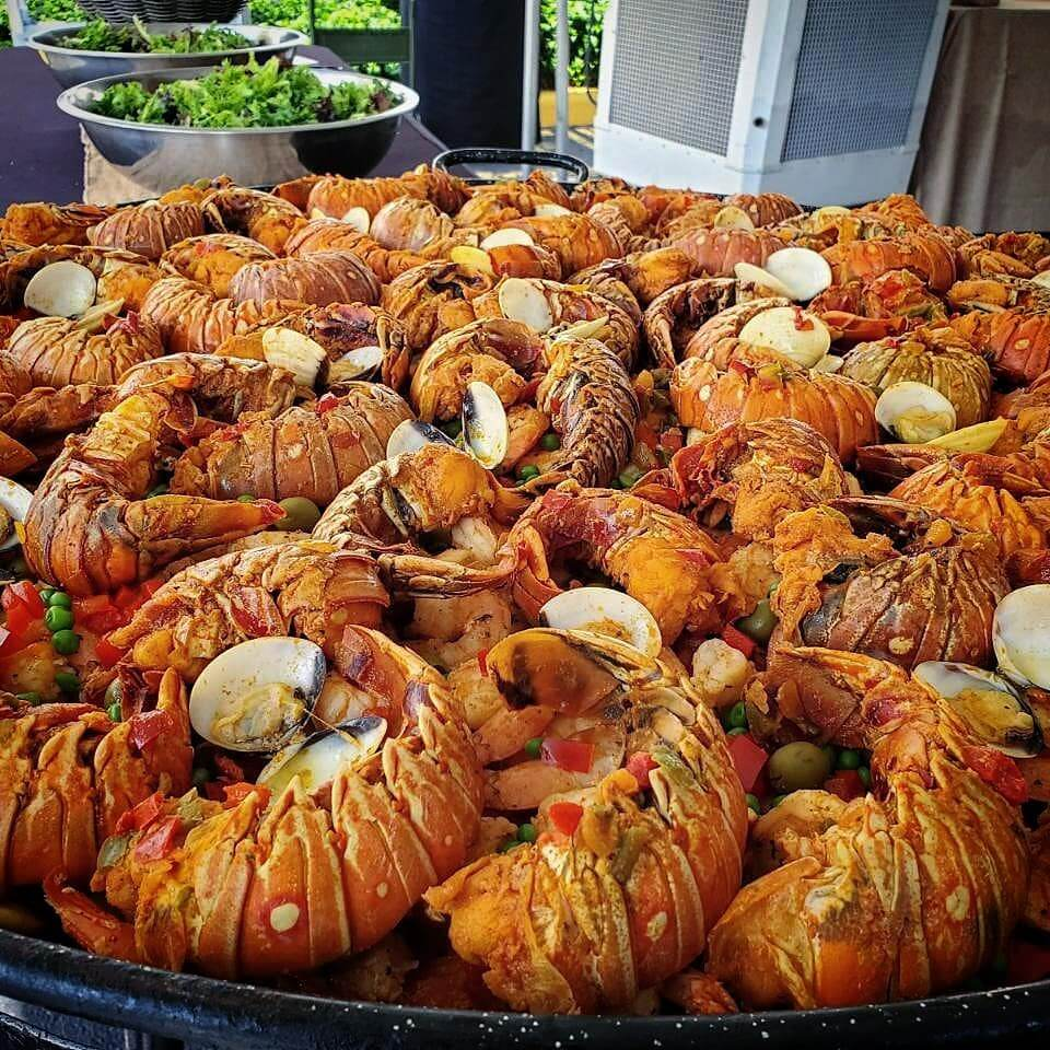 Don Paella Catering Homestead catering