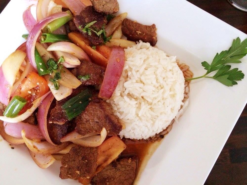 El Aji Peruvian Restaurant San Francisco catering