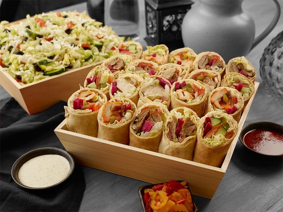 Fayala Bar & Grill San Francisco catering
