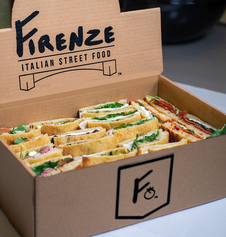 Firenze Italian Street Food Chicago catering