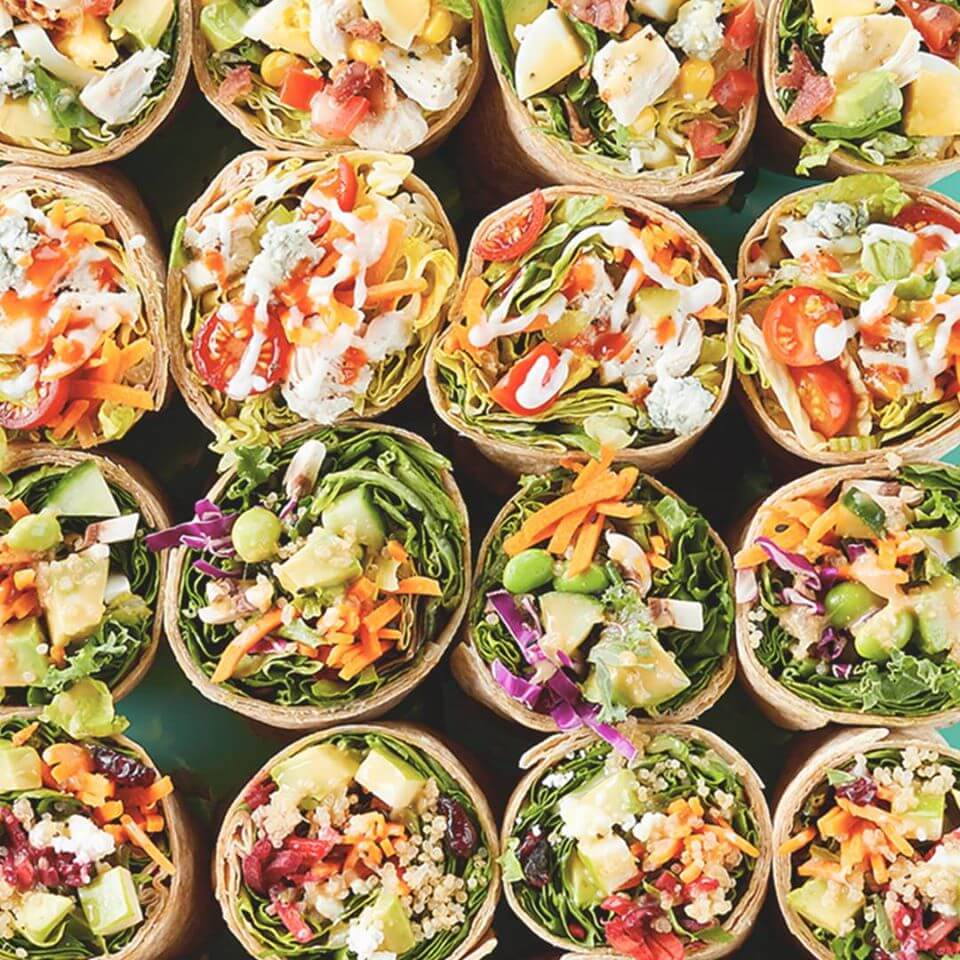 Freshii Dunedin catering