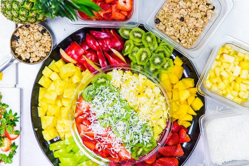Frutta Bowls Philadelphia catering