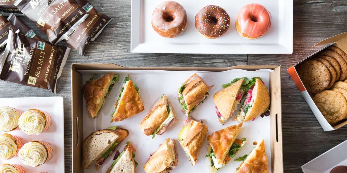 Gracious Bakery + Cafe New Orleans catering