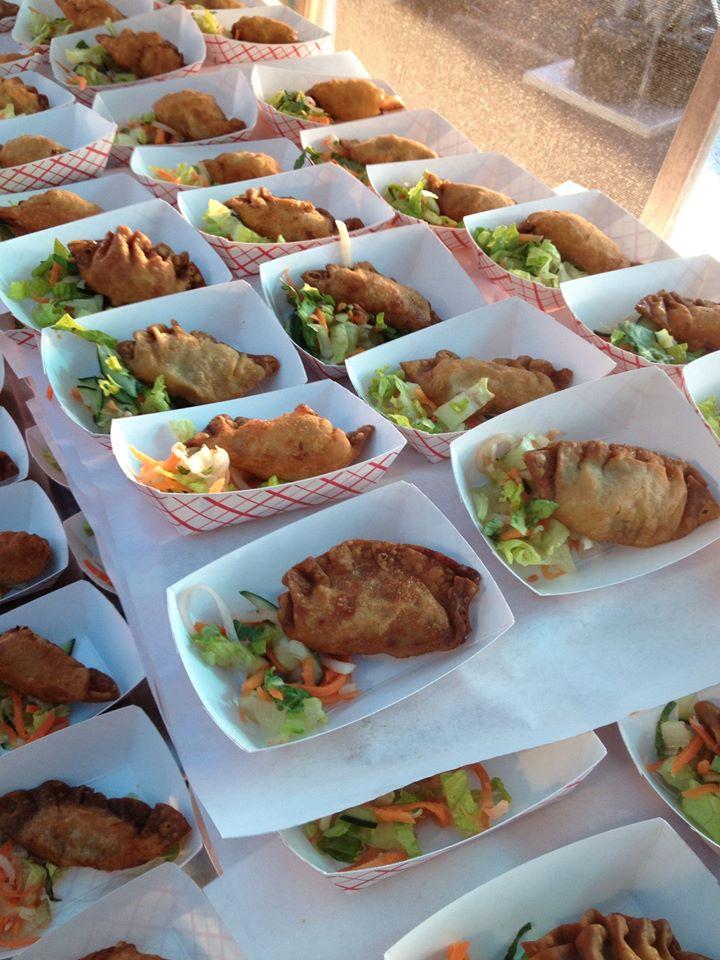 Hiyaaa San Francisco catering