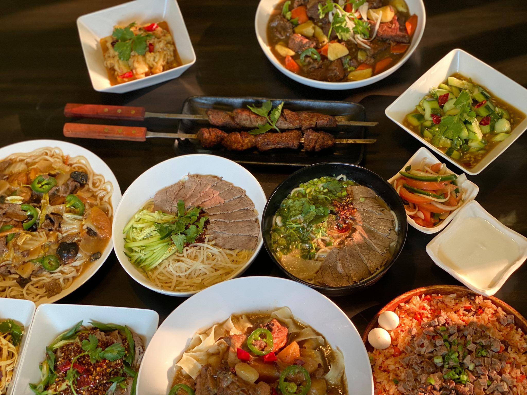 Kusan Uyghur Cuisine San Jose catering