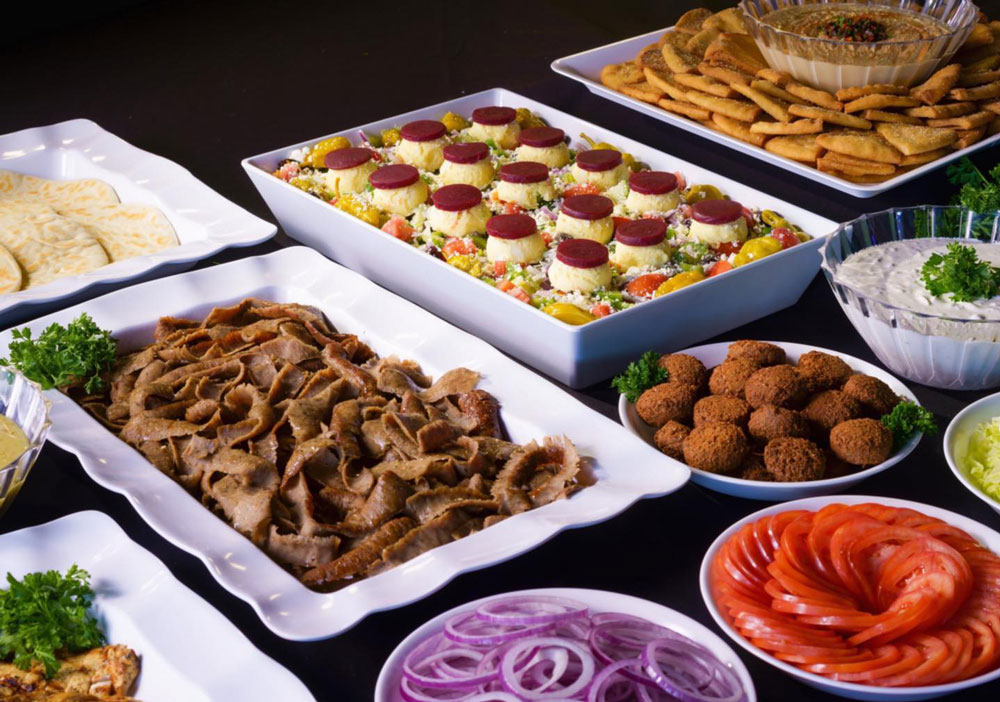 Little Greek Fresh Grill - Winter Garden Winter Garden catering