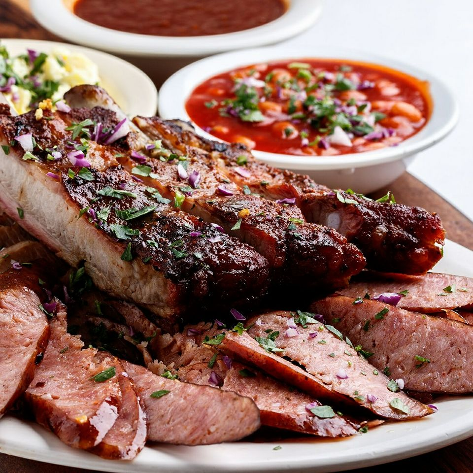 Luka's Barbecue & Steakhouse Houston catering