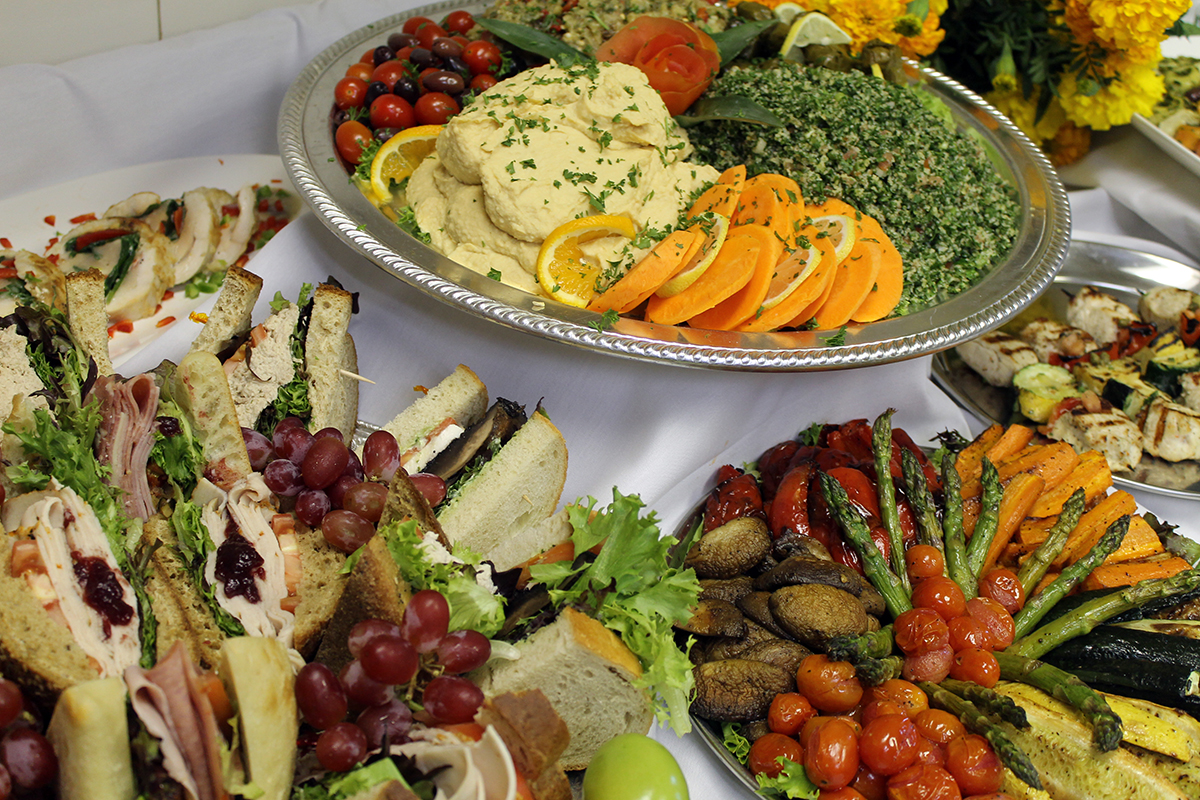 Mediterranean Catering Wynnewood catering