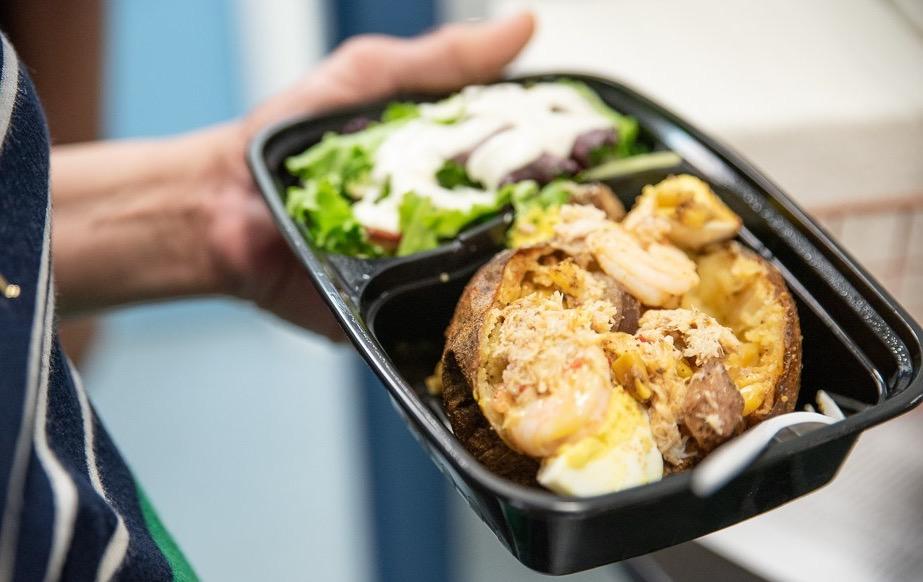 Mr. Potato Spread Jacksonville catering