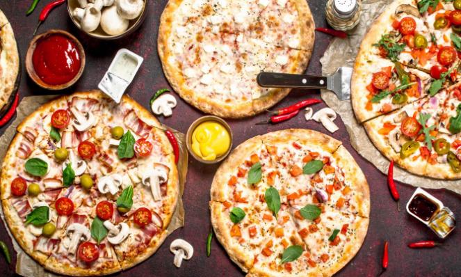 Numero Uno Pizza  Lawndale catering