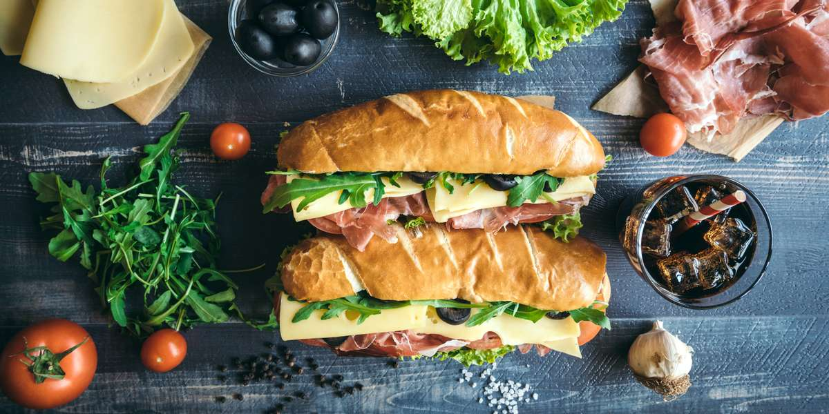 Outrageous Subs and Salads Miami catering