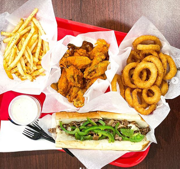 Philly's Cheesesteak & Wings San Jose catering