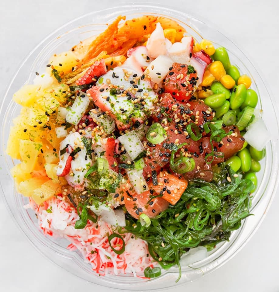 Poke Delish San Francisco catering