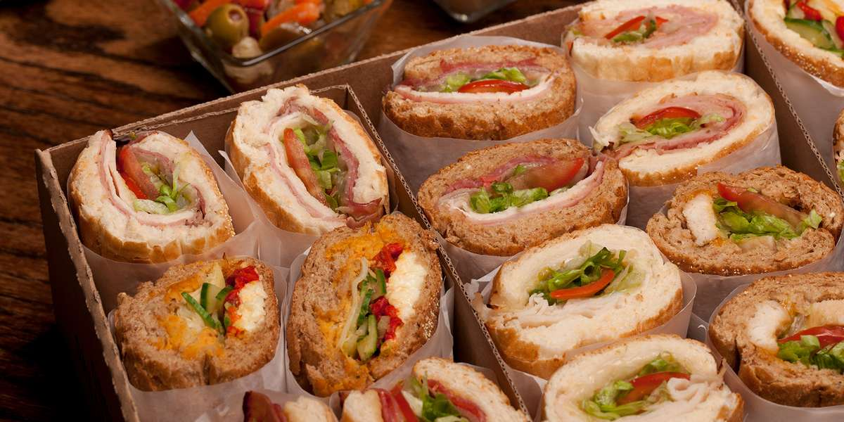Potbelly Sandwich Shop Olive Branch catering