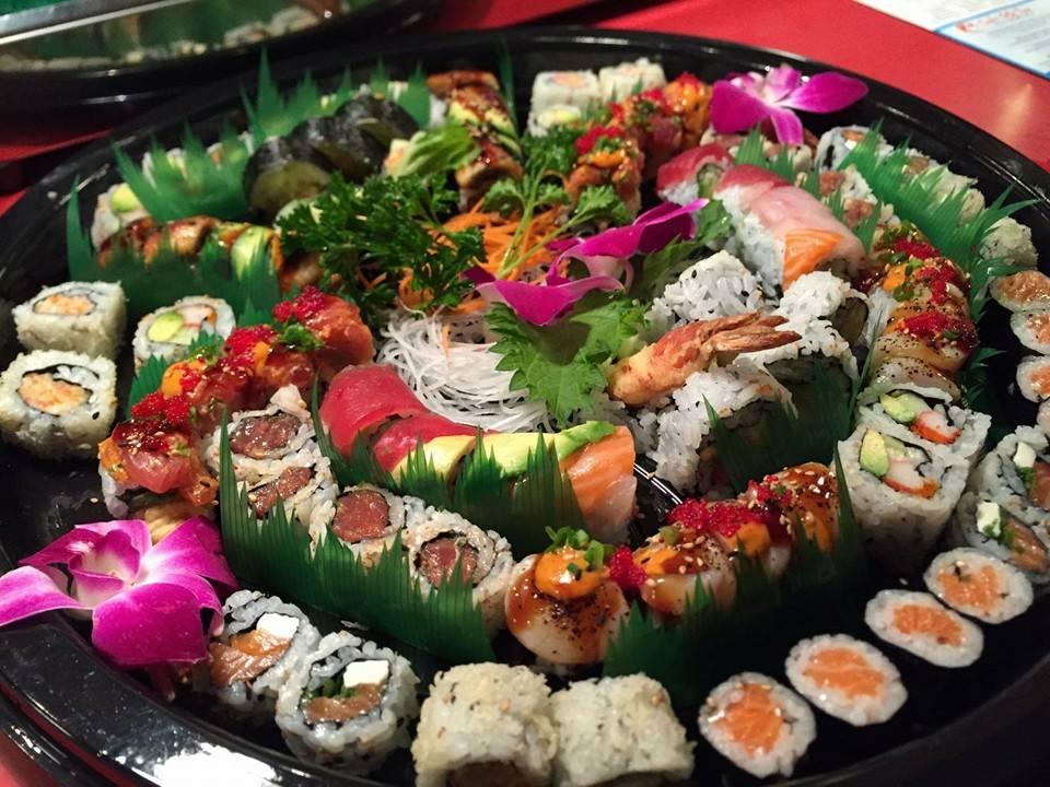 Seiko Japanese Restaurant Philadelphia catering