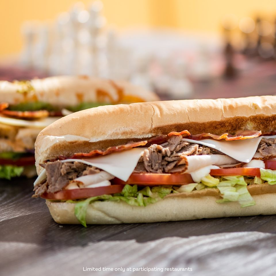 Subway San Diego catering