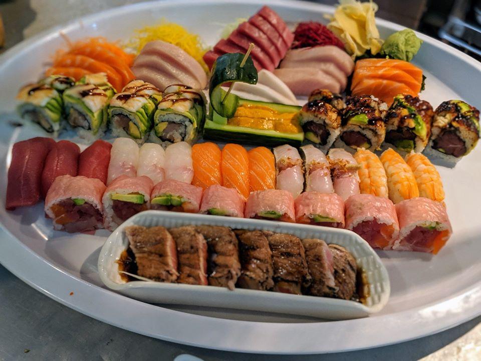 Sushi Kaiyo Mineola catering
