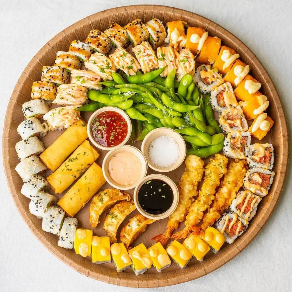 Sushi Yummy Hallandale Hallandale Beach catering
