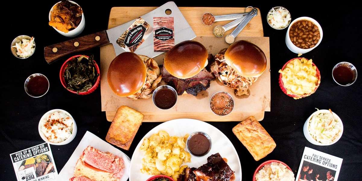 Sweets & Meats BBQ Cincinnati catering