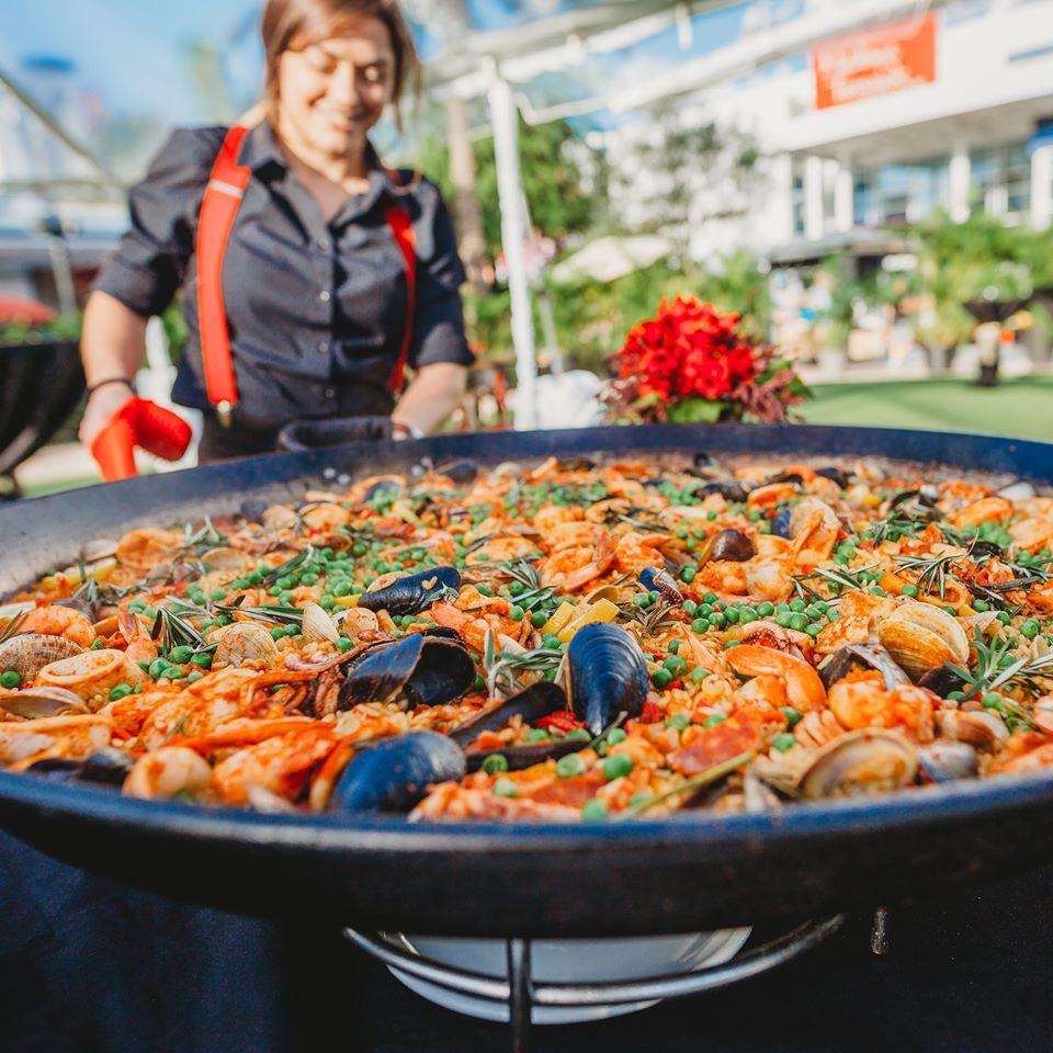 Tapa Toro Orlando catering