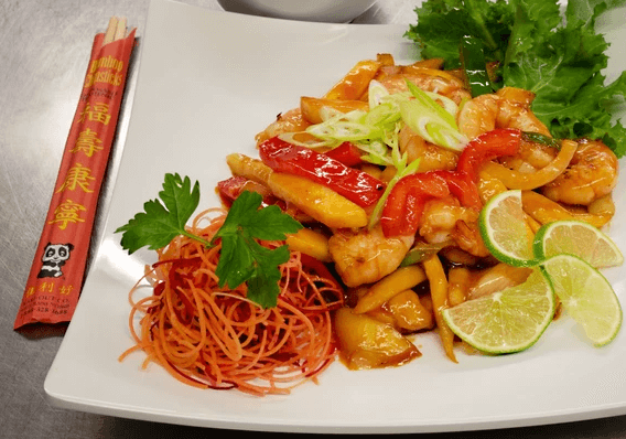 Thai Mis Delicias New York catering