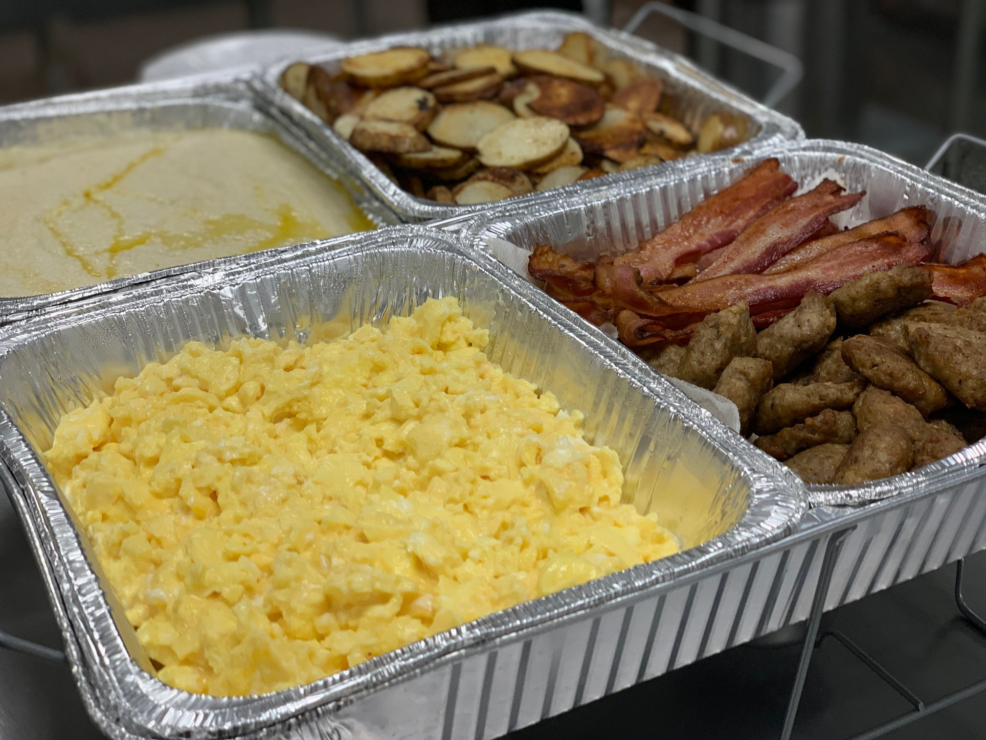 The Breakfast Catering Company Charlotte catering