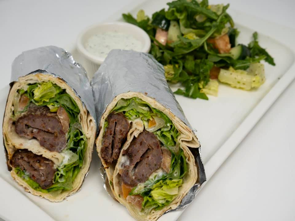 Tuba Mediterranean Palo Alto catering