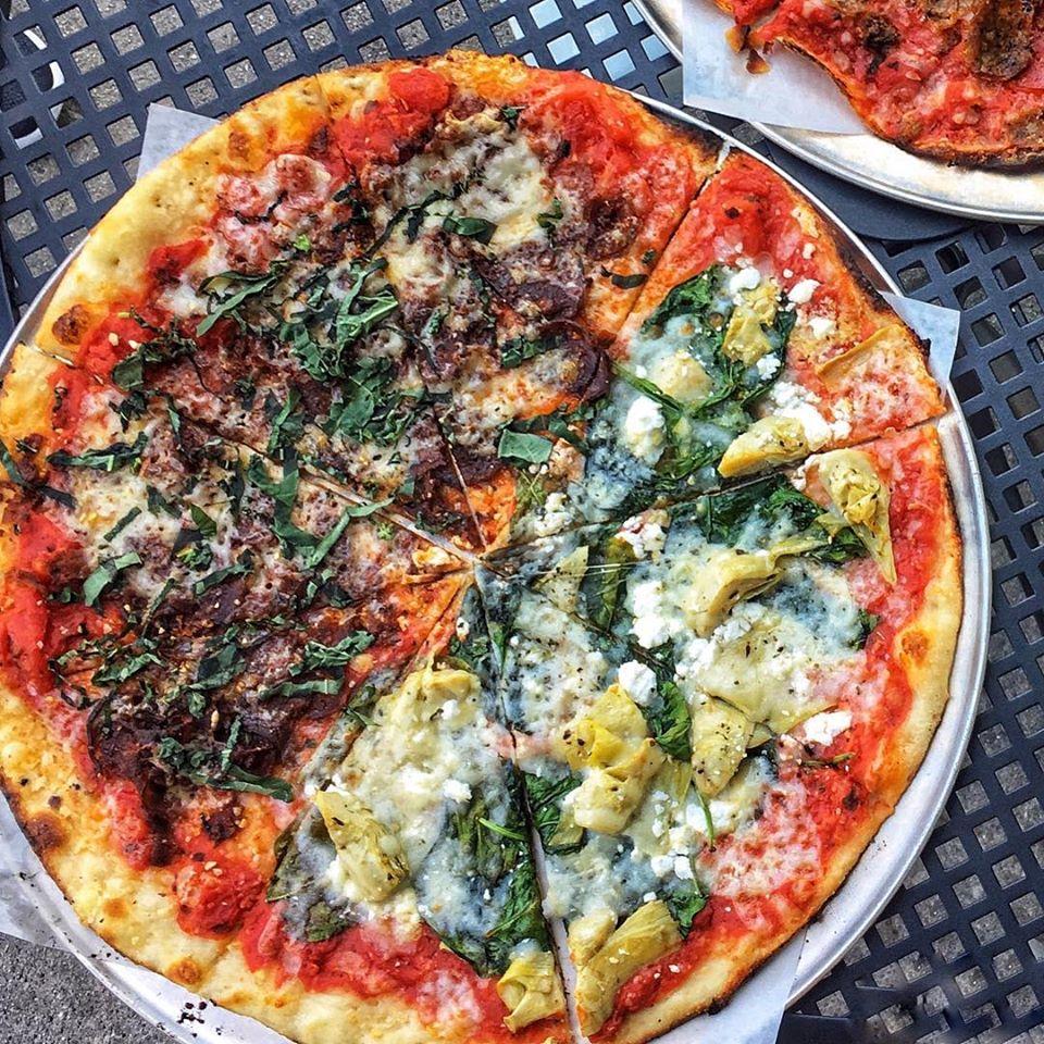 Upper Crust Pizzeria Beverly Hills catering