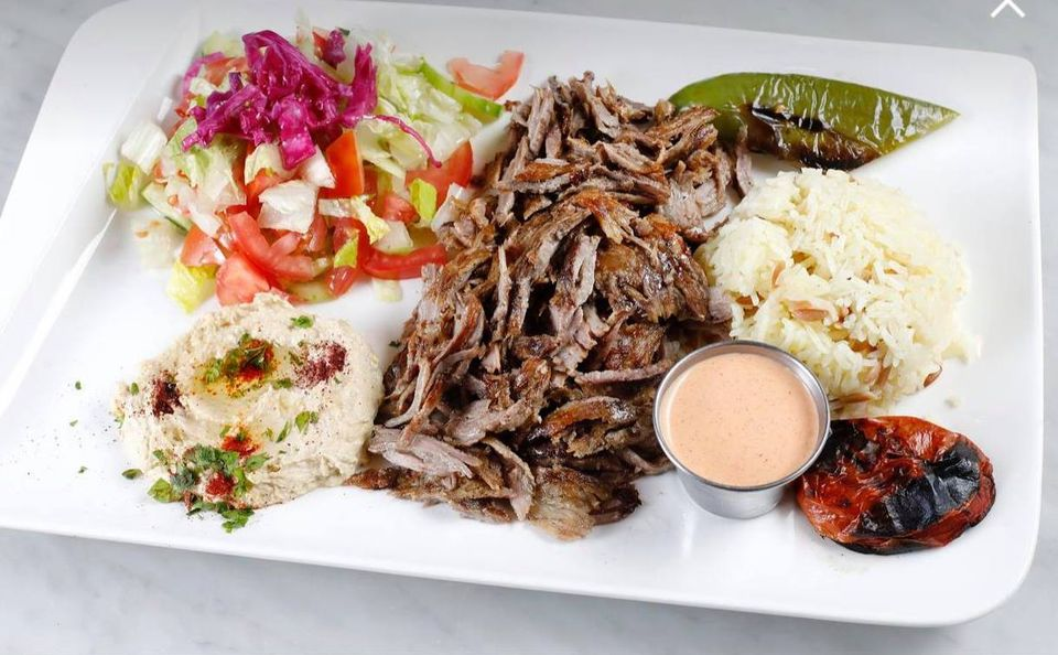 Van Ness Cafe & Gyros San Francisco catering