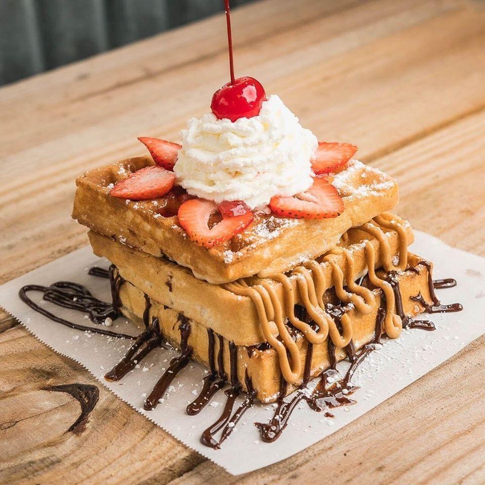 Waffle O'licious Richardson catering