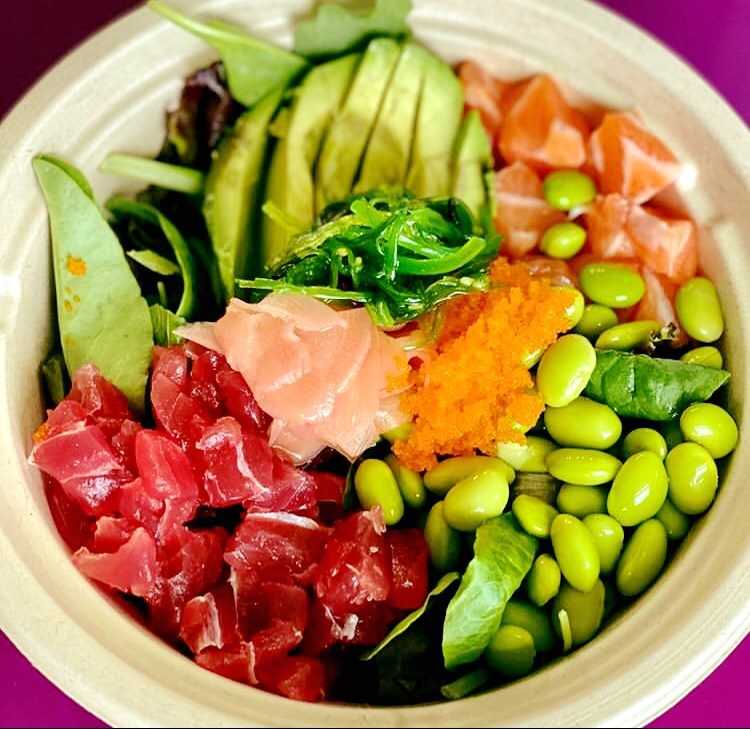 We Are Poke Tampa catering