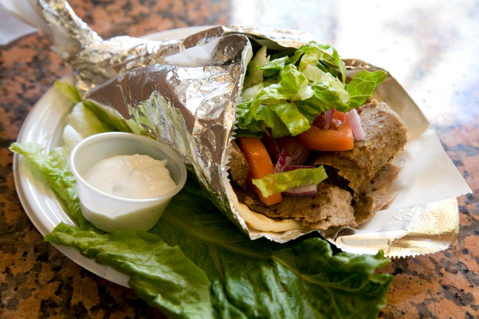 Wrap & Roll Grill New York catering